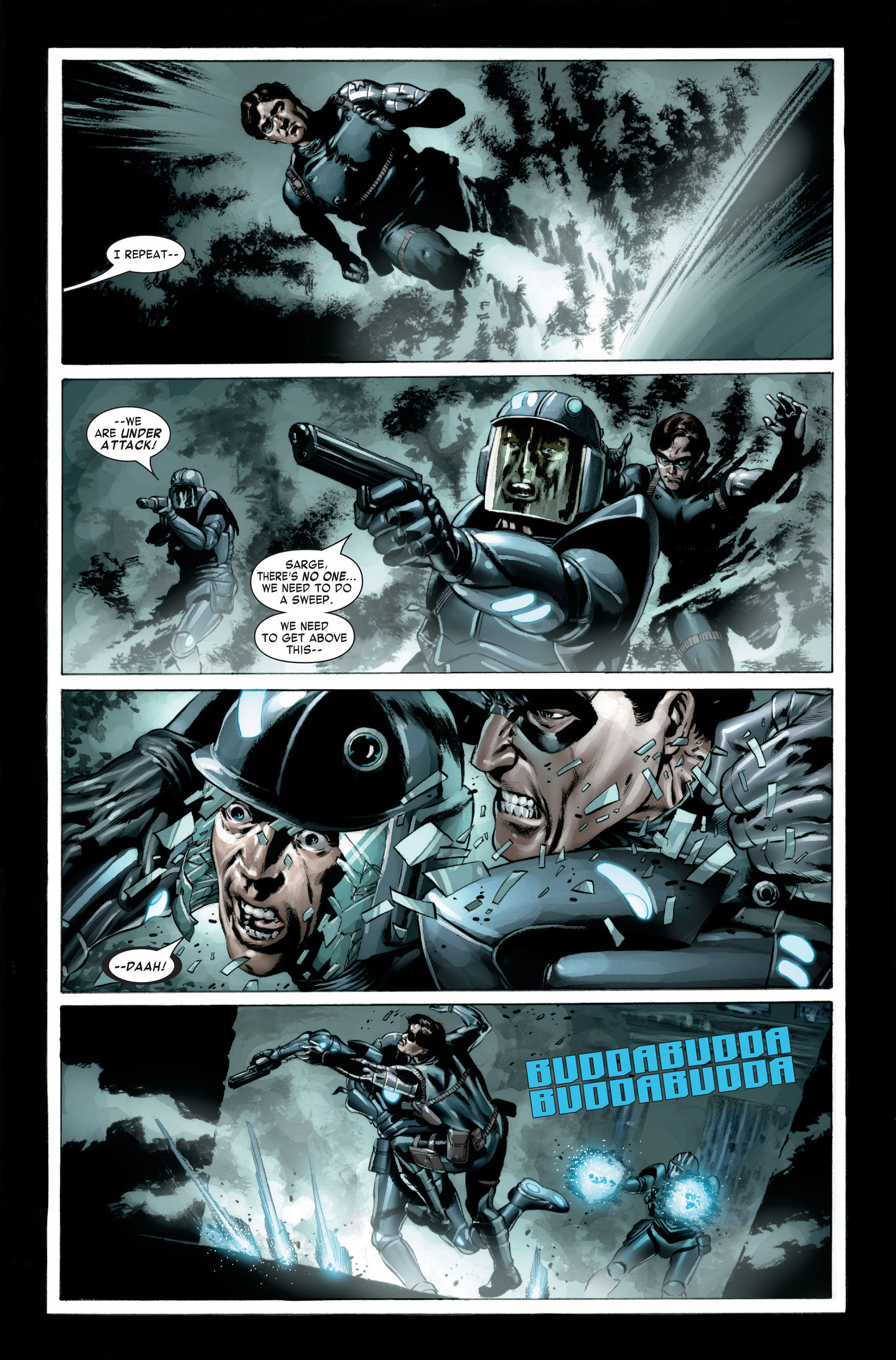 Captain America (2005) Issue #23 #23 - English 18