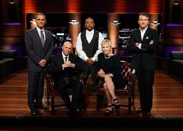 The first Sharks on the Shark Tank Show
