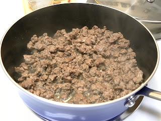 Homemade Beef Stroganoff - Hamburger Meat