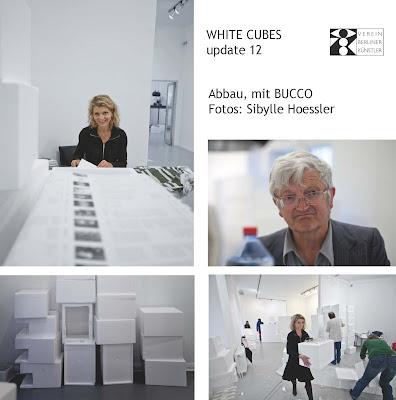 White cubes update 12 Fotos Sibylle Hoessler