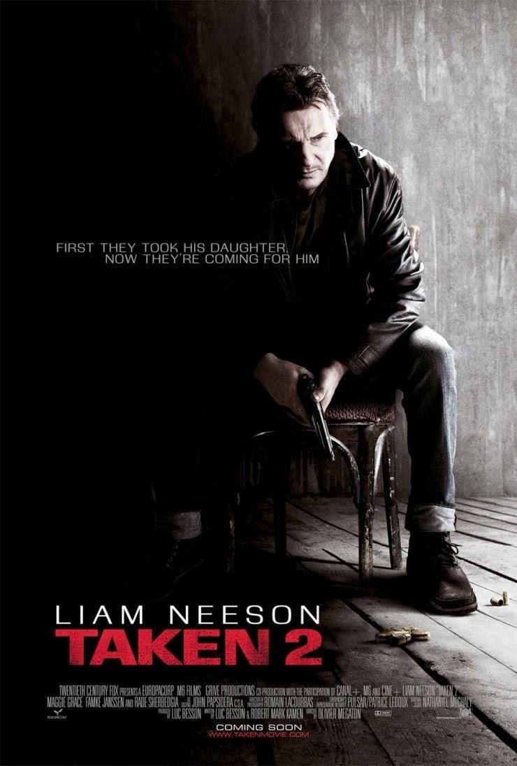 Taken 2 (2012) ταινιες online seires xrysoi greek subs