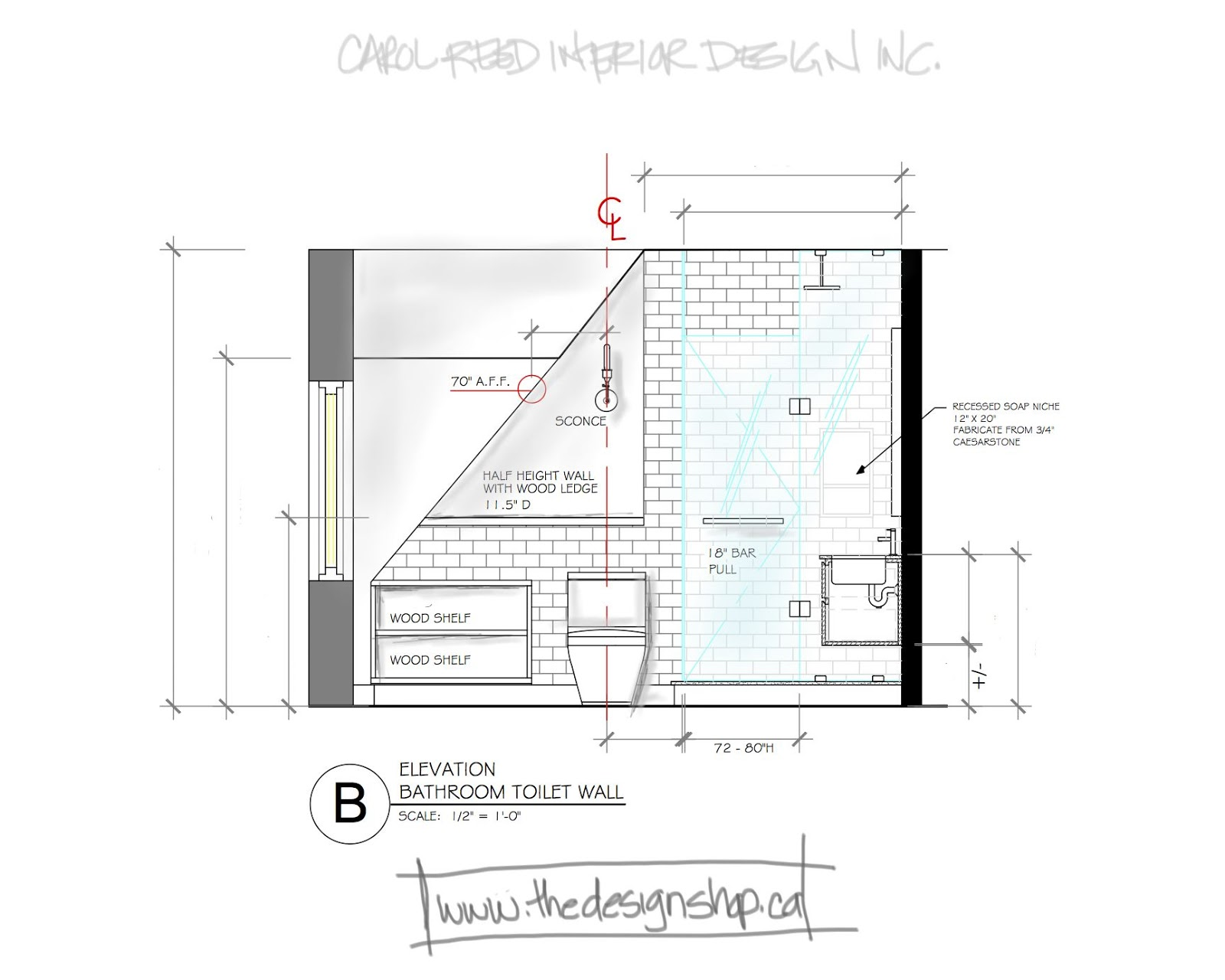 Creed E Design Bathroom From Concept To Sneak Peek