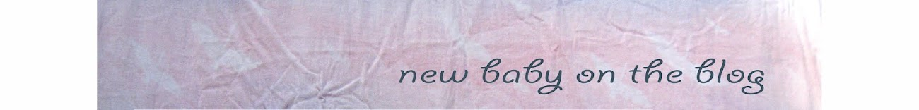 NBOTB - New Baby on the Blog