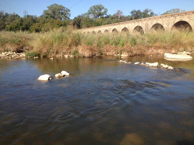 Cast your cares away brazos river behind possum kingdom for Fishing spots in dallas