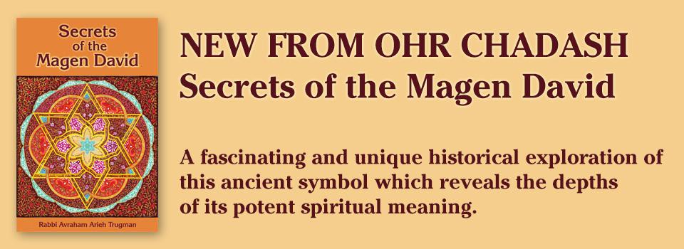 Journal Mitzvah Secrets Of The Magen David Book Review