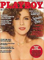 Confira as fotos da atriz, Sandra Brea, capa da playboy de junho de 1981!