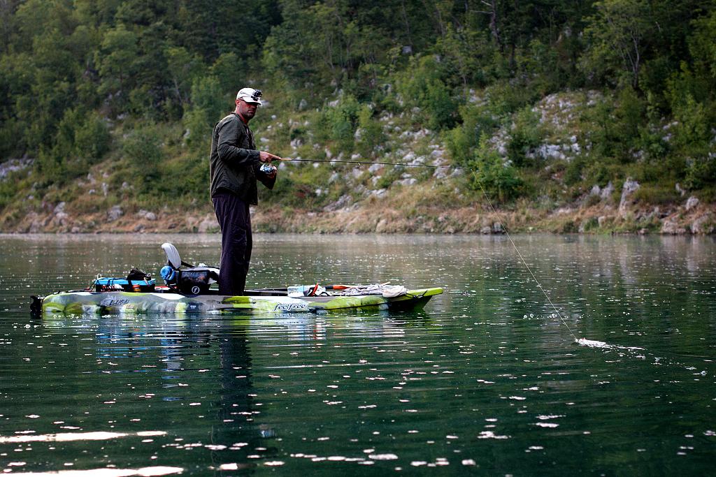 Fishing in croatia and in the neighbourhood chilling for Fishing in croatia