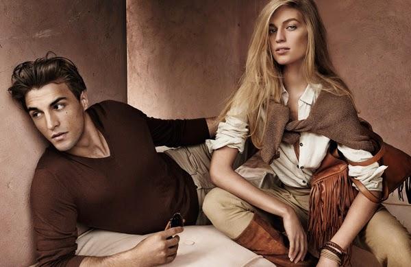Massimo Dutti primavera verano 2015 moda mujer hombre