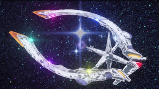 The Pleiadian Spaceship