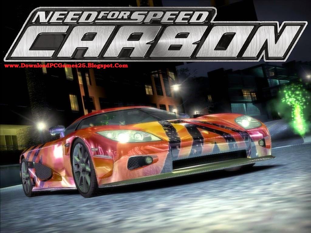 NFS Carbon PC