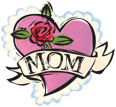 mothers day heart