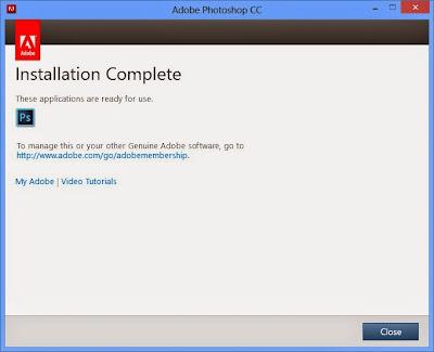 تحميل فوتوشوب Adobe Photoshop CC 14 full Crack مع التفعيل برابط مباشر يدعم الاستكمال