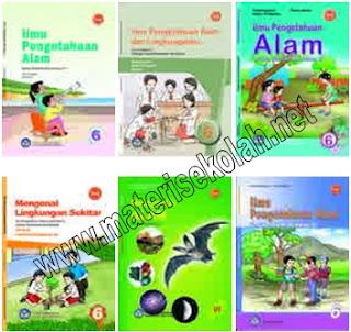 Kumpulan Buku Pelajaran IPA Kelas 6 (Buku Sekolah Elektronik)