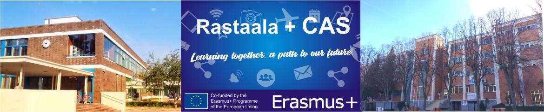 Rastaala + CAS Erasmus project