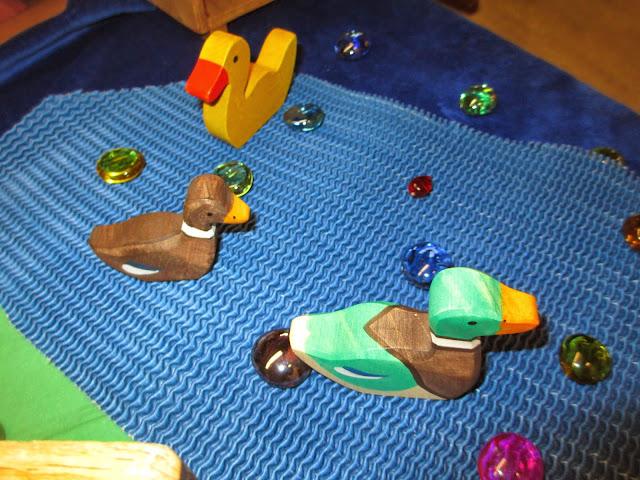 Herbstgeschichte für Kindergarten und Zuhause