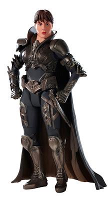 Mattel Man of Steel Movie Masters Faora figure