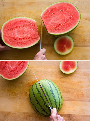 teknik memotong buah dengan cepat dan benar