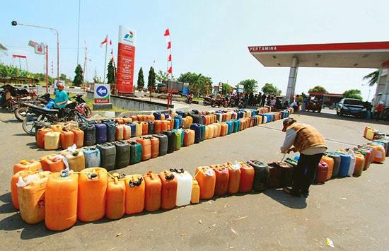 BBM Naik, Kwik: Pemerintah Untung Rp 580 per Liter
