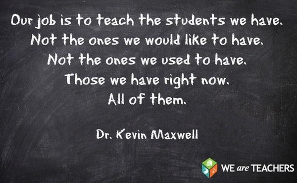 Quote from Dr. Kevin Maxwell