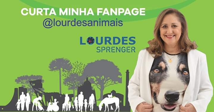 Lourdes Sprenger e a Causa Animal