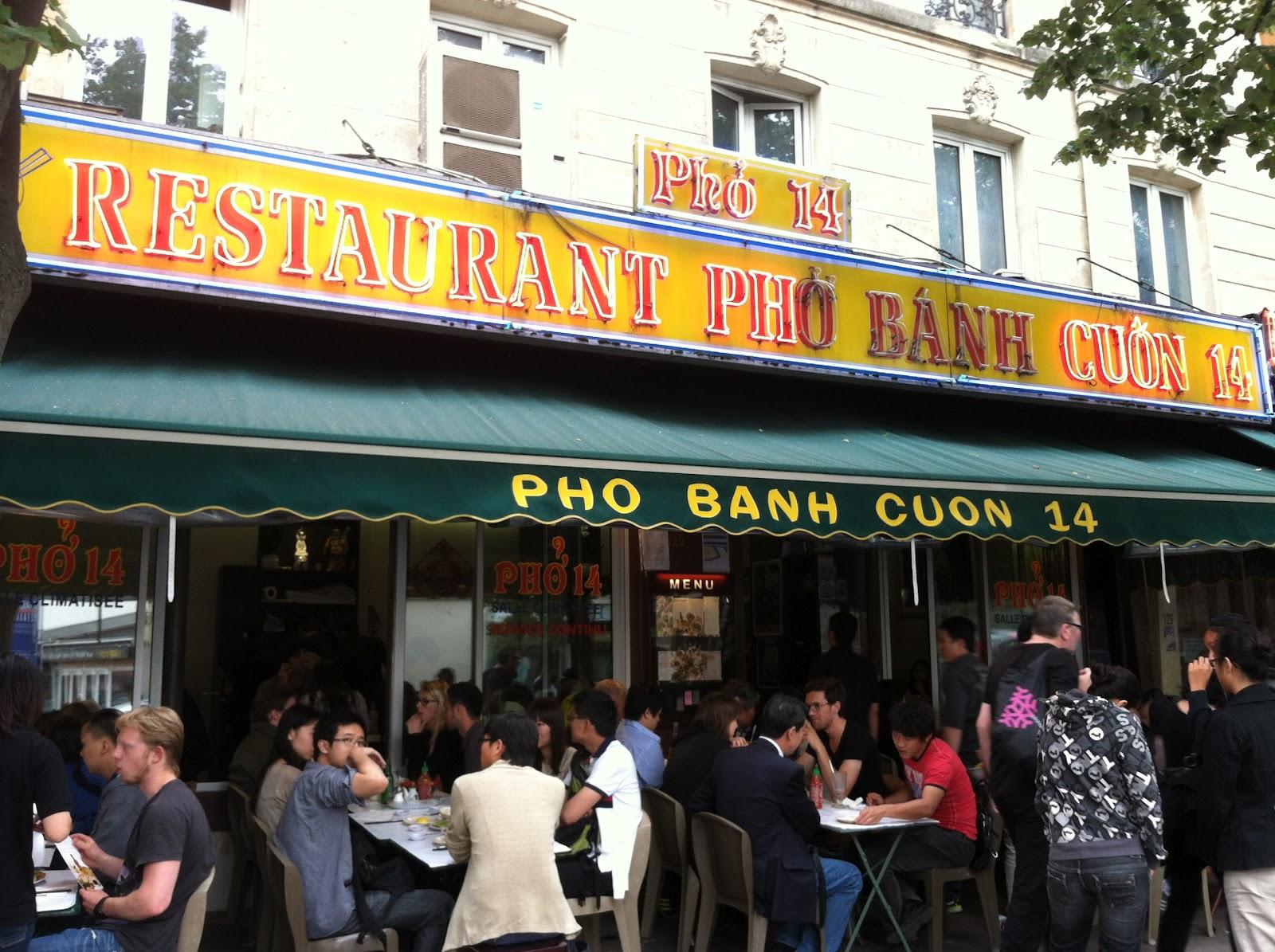 Travel Reports  Paris  Chinatown