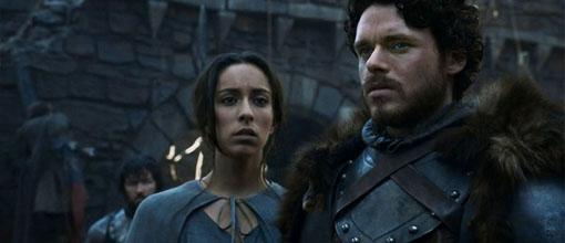 Game of Thrones S03E01. Valar Dohaeris Rob Talissa