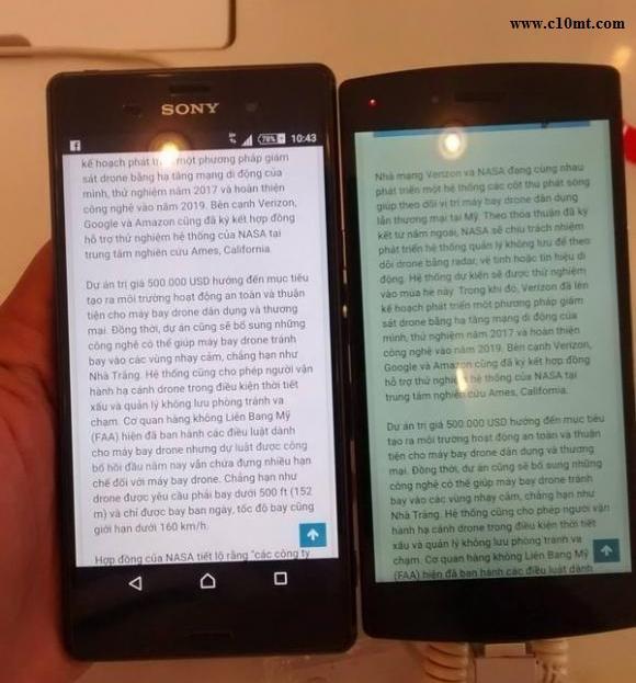 Trải nghiệm điện thoại BPhone tại cửa hàng FPT Shop www.c10mt.com