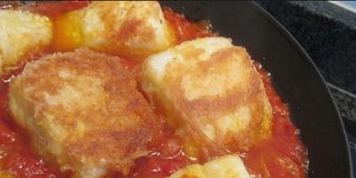 recetas de cocina bacalao y tomate