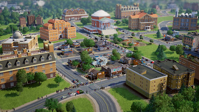 Free Download Game SimsCity 5