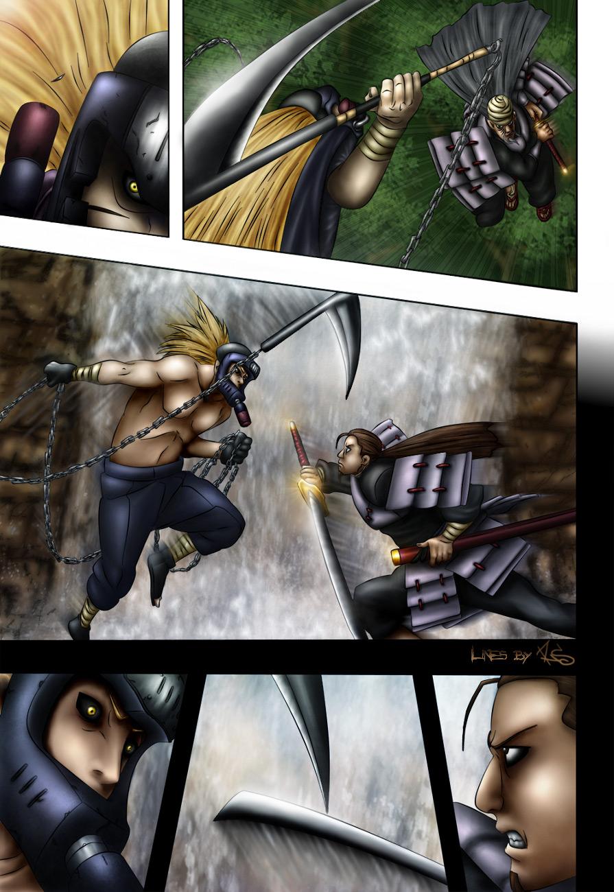 Naruto chap 533 Trang 18 - Mangak.info