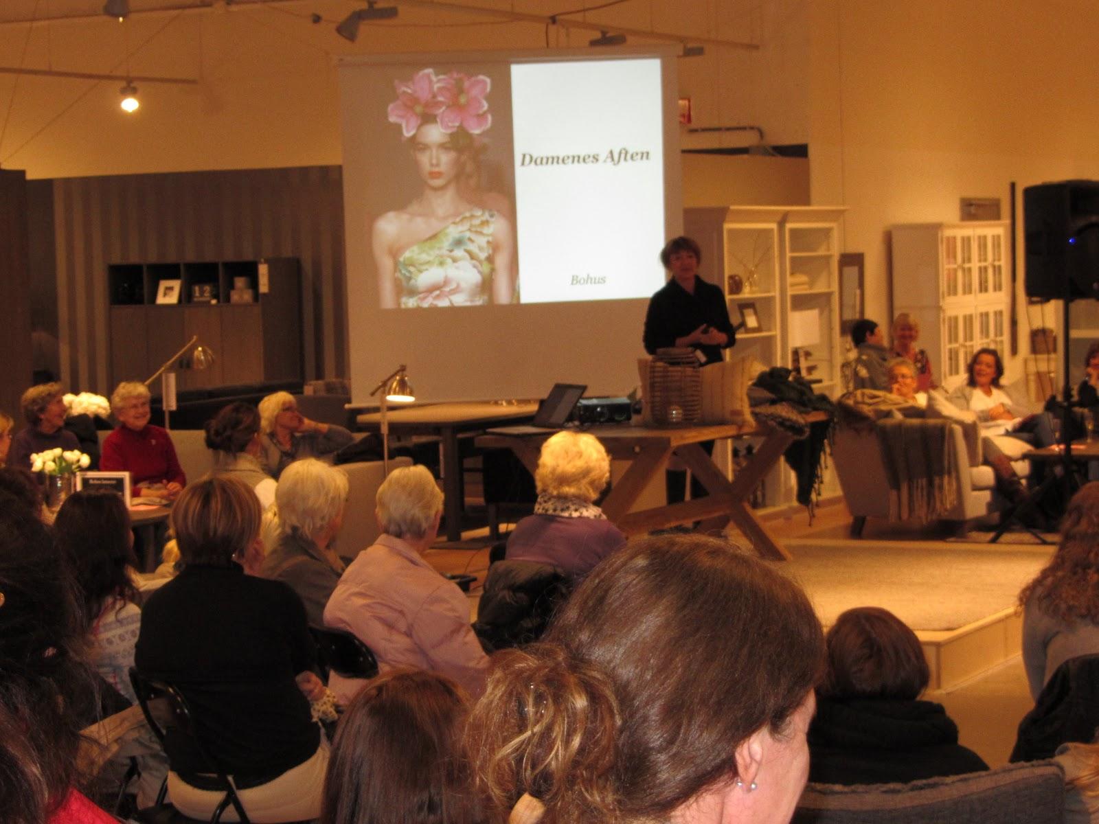 28 magnolia avenue: damenes aften på bohus design 6000