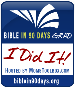 Bible 90 Days Grad