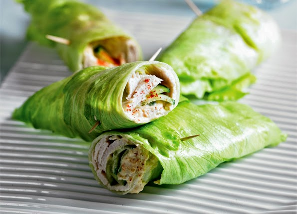 Lean and Healthy Lettuce Wrap Recipe