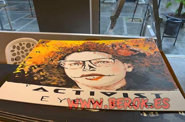 Cuadro de calavera mexicana Activist Eyewear