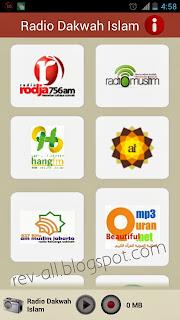 menu radio dakwah islam untuk android - rev-all.blogspot.com