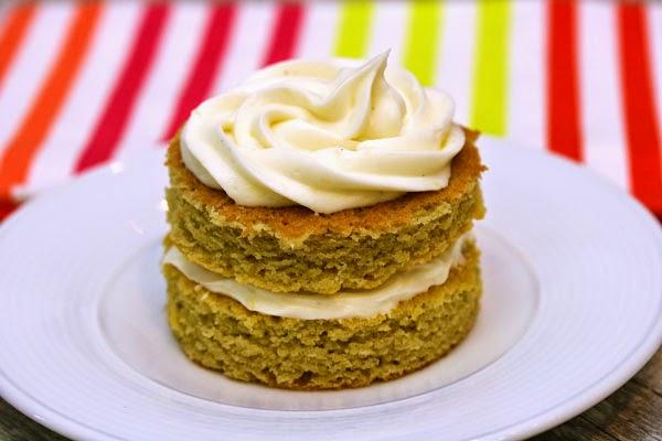 Mini-coconut-flour-lemon-cakes