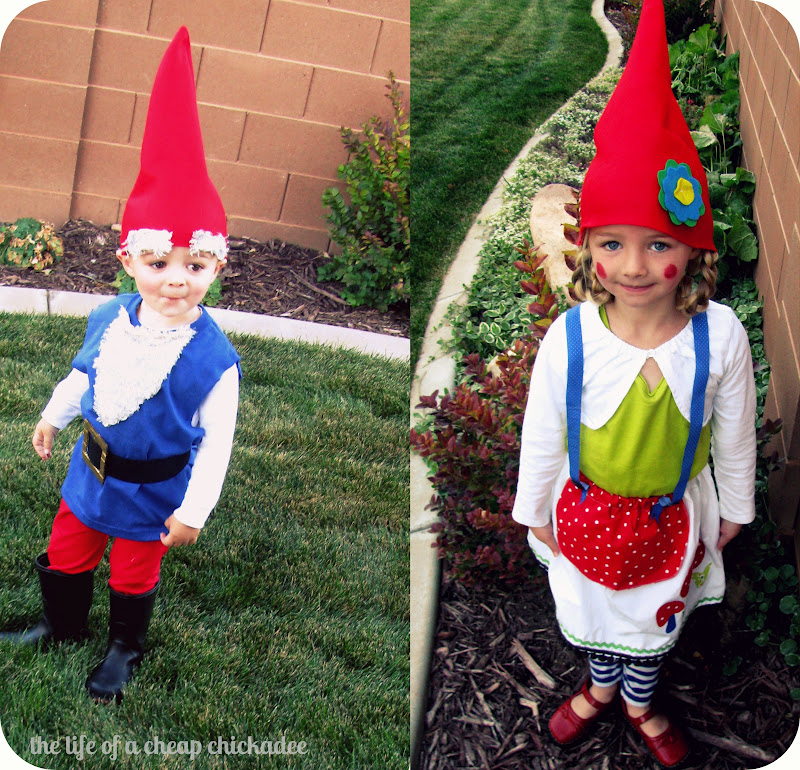 mr mrs gnome halloween costume and how to