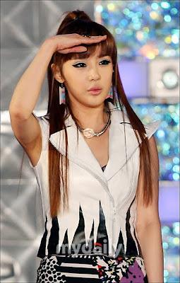 Foto Park Bom 2NE1