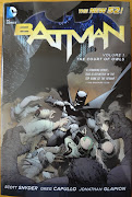I have taken cool pictures and explain the story (I will warn you for big . (batman court of owls dc comics review)