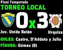 FINAL TEMPORADA 2014