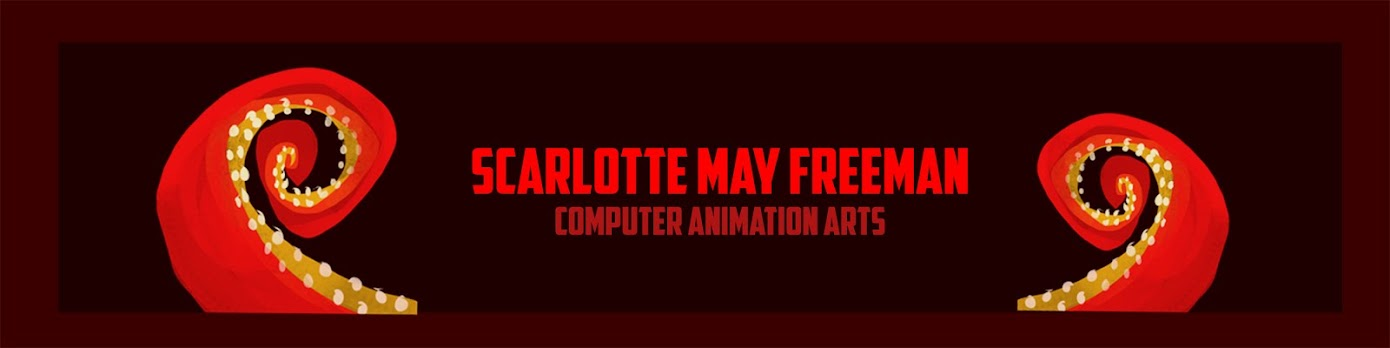 Scarlett Freeman CG Arts & Animation