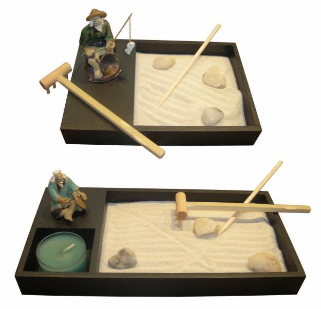 Mi buhardilla secreta los secretos de un jardin zen - Para que sirve un jardin zen ...