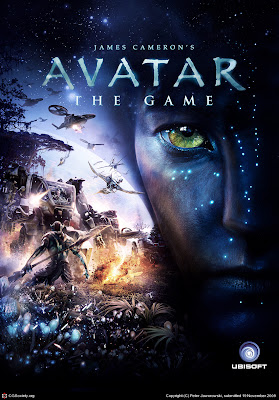 Free Download James Cameron's Avatar: The Game PC Full Version Cover