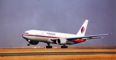 Spekulasi Tentang M-H370  MAS.