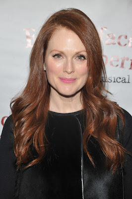 Julianne Moore Haircut 2012