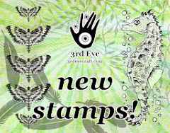 3rd Eye Reveal: new fabolous stamps!