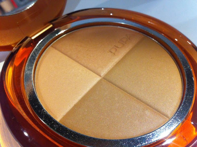 Pupa 4sun bronzing powder recensione review grazia.it veronique tres jolie blogger we want you diventa pupa make up styler