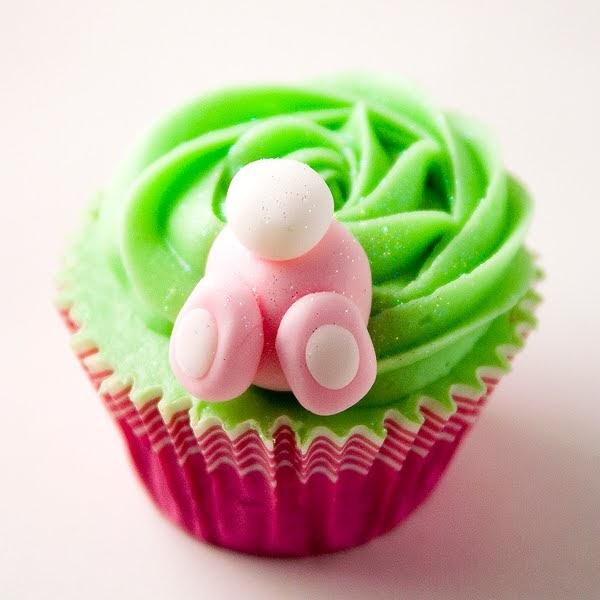 Objetivo cupcake perfecto unos conejos de pascua se - Objetivo cupcake perfecto blog ...