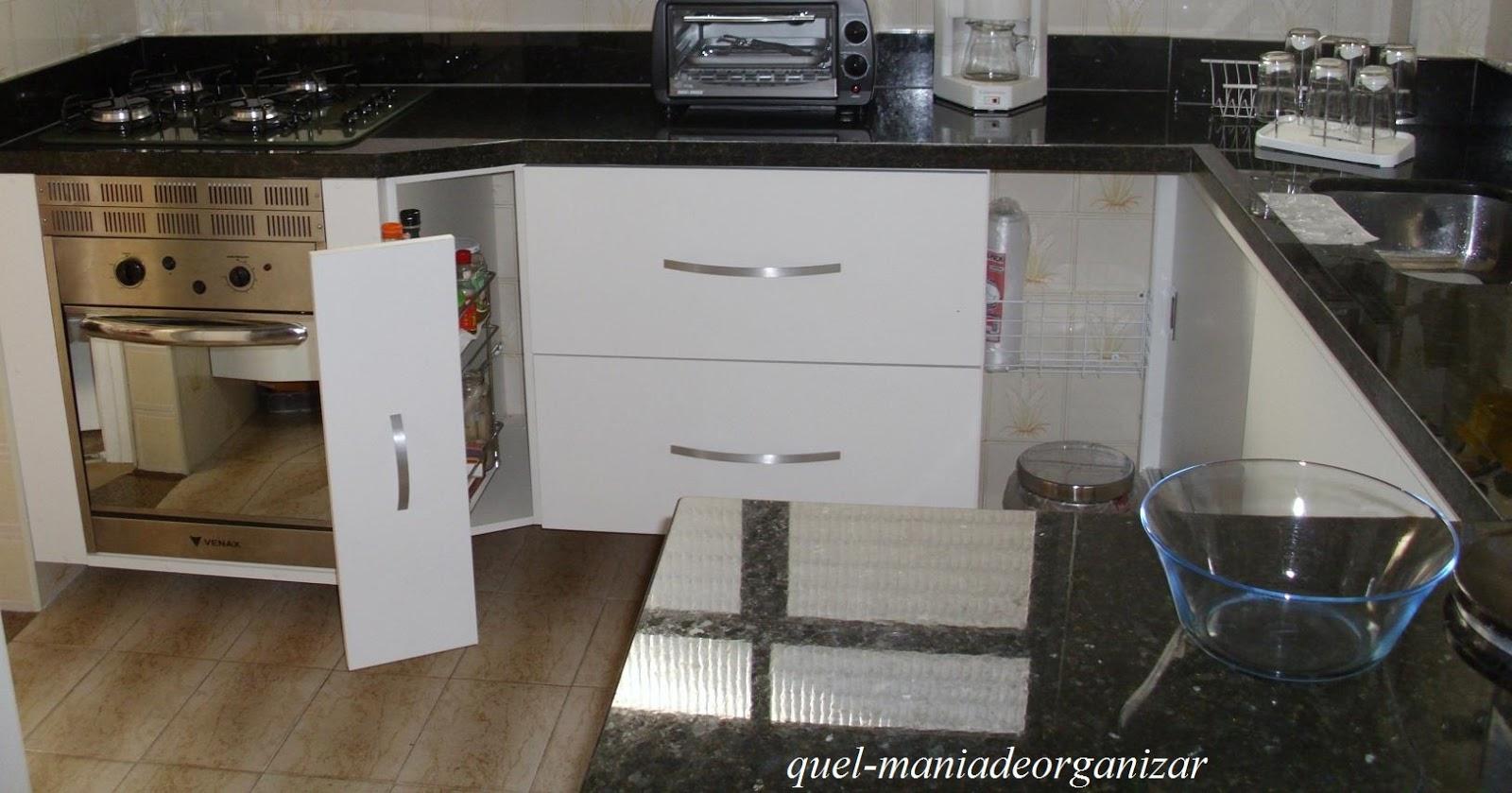 Mania de Organizar: Dicas de como cuidar do granito de sua cozinha #5F4B36 1600 839