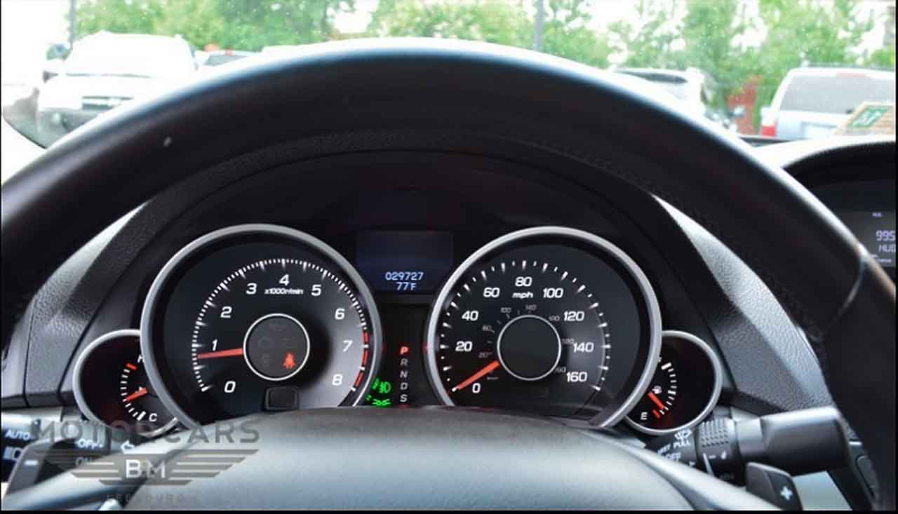 Used Cars For Sale In Leesburg VA Used Acura TL With Low Miles - Acura tl dashboard